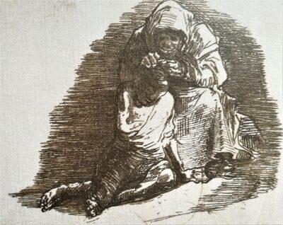 Leonardo Alenza, el «falso Goya».