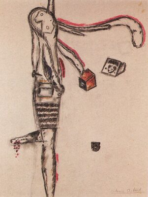 Antonin Artaud (Virgilio Piñera). Texto íntegro.