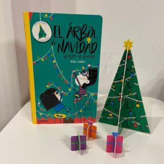 El árbol de Navidad paso a paso (Mercé Canals).