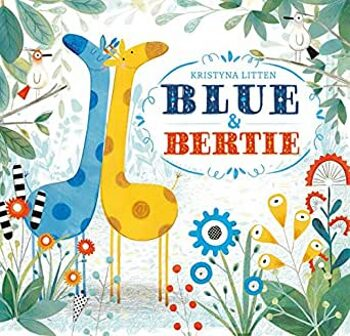 Azul y Bertie (Kristyna Litten).