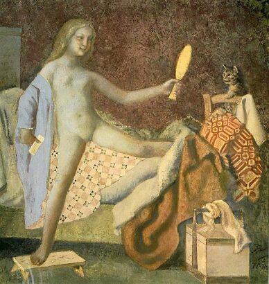 Balthus, el tiempo y la fugacidad.