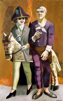 Max Beckmann. Mi pintura. Conferencia íntegra.