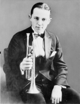 El chico de la trompeta  (Dorothy Baker).