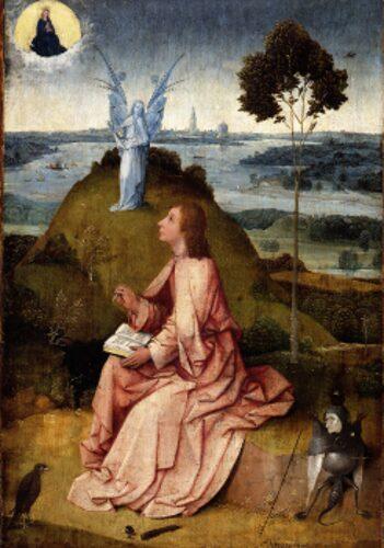 El Bosco, el rey Felipe II y el Museo del Prado.