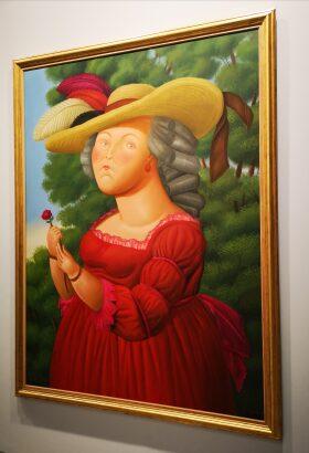 Fernando Botero y su pintura (CentroCentro).