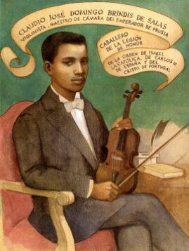 Brindis de Salas. El rey de las octavas.