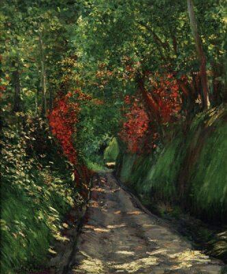 Gustave Caillebotte. Pintura.