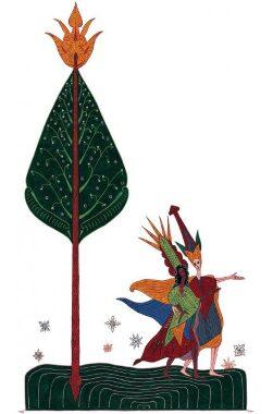 Adán y Eva. La tumba de Aziza. Dos poemas de amor (Ashram El-Kebir).