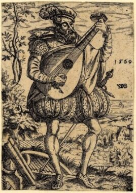 Carlos V y la música.