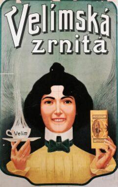El cartel publicitario y el cartel Art Nouveau.
