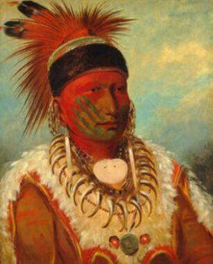 El Lejano Oeste: Thomas Cole, Albert Bierstadt, Karl Bodmer, George Catlin.