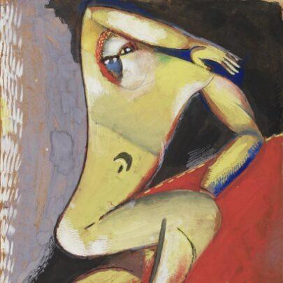 Una entrevista con Marc Chagall (James Johnson Sweeney). Y los poemas de Rimbaud y Apollinaire dedicados al pintor.