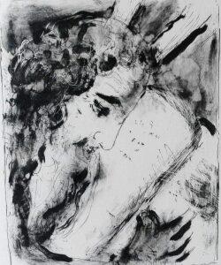 Marc Chagall, el pintor bígamo.