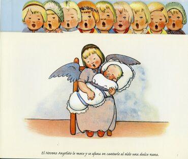 Diez angelitos  (Else Wenz-Viëtor).