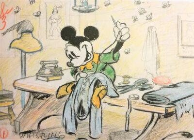 Disney. El arte de contar historias.
