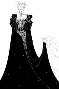 La madrastra de Blancanieves.