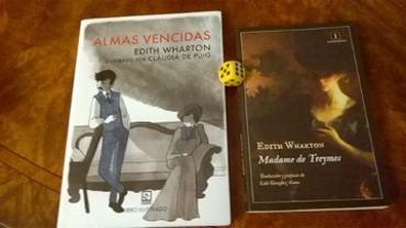 Edith Wharton: dos editoriales y una misma escritora.