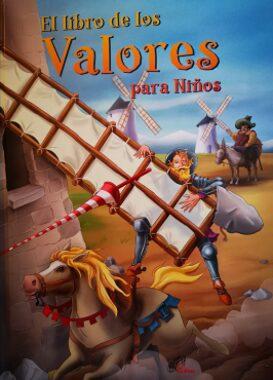 El libro de los valores para niños (Kay McSpadden).
