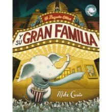 El pequeño Elliot y su gran familia  (Mike Curato).