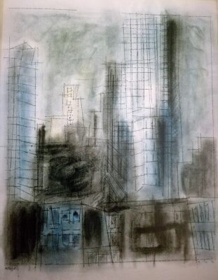 Lyonel Feininger. Pintura.