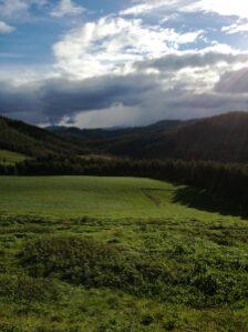 Meruelo, un rincón de Cantabria.