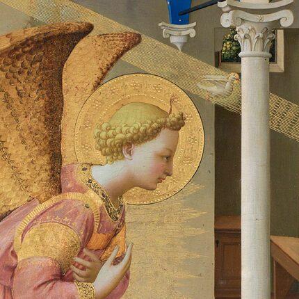 Fra Angelico y el Renacimiento.