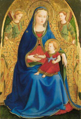 Mes de María. Poesías latinoamericanas inspiradas en la Virgen.