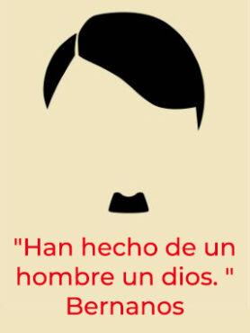 Revolución y libertad (Georges Bernanos). Texto.