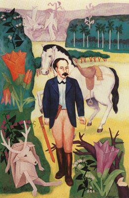 Gabriela Mistral. «Versos sencillos» de José Martí.