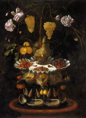 Las flores, la pintura y el Siglo de Oro.
