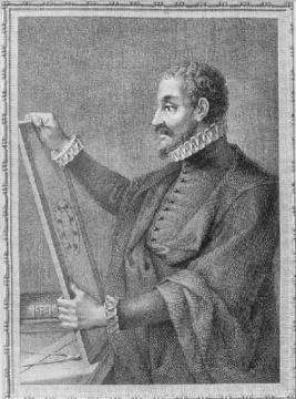 Juan de Herrera, arquitecto y censor de Felipe II.