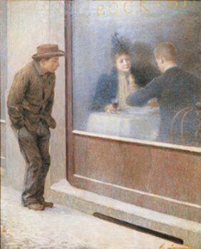 El nacimiento de la pintura moderna en Italia: el Divisionismo y el Futurismo y los pintores más representativos.