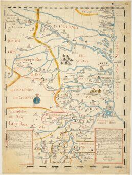 mapa de la sierra gorda