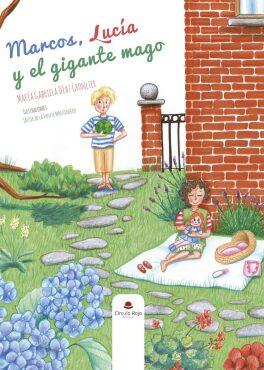 Marcos, Lucía y el gigante mago.