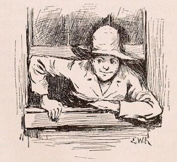 Un gitanillo y «Las aventuras de Huckleberry Finn». Una anécdota real.