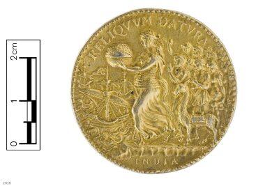 medalla america felipe ii 2