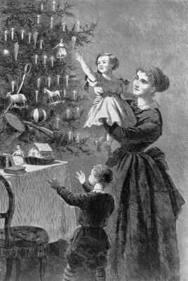 La historia del niño (Dickens). Cuento de Navidad.