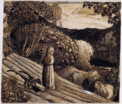 Lord Byron y Samuel Palmer. Poemas y grabados.
