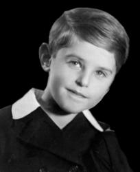 A Petr Ginz, asesinado en Auschwitz.