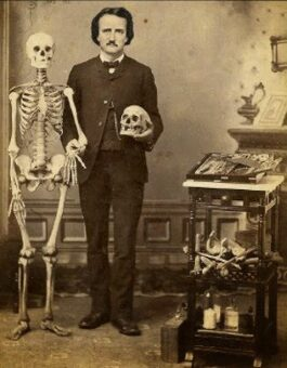 Edgar Allan Poe. Poemas.
