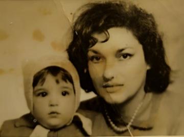 Y en sueños se apareció mi madre.