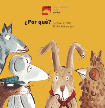 ¿Por qué? (Teresa Porcella y Emilio Urberuaga).