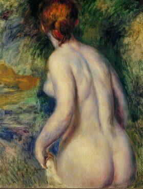 Renoir, Maupassant y un balneario a la orilla del Sena. Incluye el cuento La mujer de Paul.