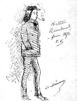 """Rimbaud y Kiefer y """"El durmiente del valle""""."""