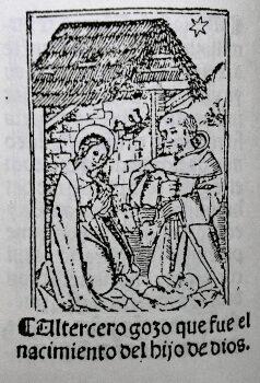 El primer libro impreso en América.