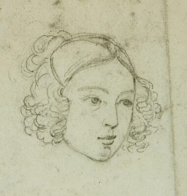 Rosario Weiss, la alumna aventajada de Francisco de Goya. Dibujos.