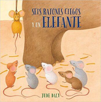 Seis ratones ciegos y un elefante  (Jude Daly).