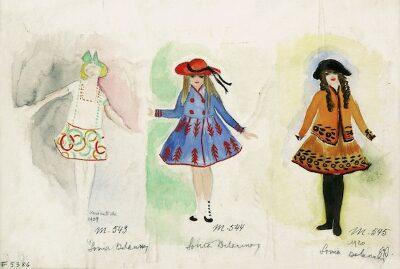 Sonia Delaunay. Arte. Diseño. Moda.