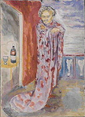 Strindberg. Poemas y pinturas.