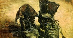Van Gogh Par de botas